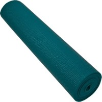 Livestrong Yoga Mat For Fitness Exercise,Anti Skid,Washable & Light Weight Yoga Green 6 Mm