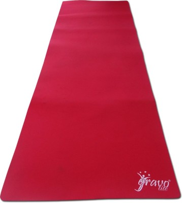 Gravolite Sarenity Yoga Red 8 mm