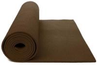 Home Runner Yoga Exercise & Gym Brown 0.4 Mm Mat