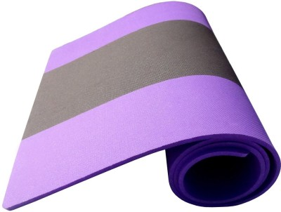 Aerolite Striped Yoga Purple 10 mm
