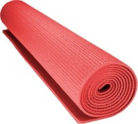 Satwa Yoga Mat With Cover Yoga, Exercise & Gym Red 4 Mm