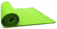 Livestrong Mat For Fitness Exercise,Anti Skid,Washable & Light Weight Yoga Green 4 Mm