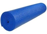 Satwa Yoga Mat With Free Mat Cover Exercise & Gym Blue 4 Mm