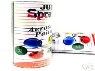 KUBER STORES Green Spray Paint 400 ml