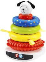 Mattel Roly-Poly Rock-a-Stack (Multicolor)