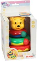Simba Roly Poly Bear (Multicolor)