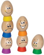 Hape Stacking Toys Hape Eggspressions