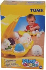 Tomy Stacking Toys Tomy Hide n Squeak Eggs