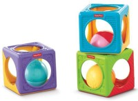 Fisher-Price Easy Stack 'n Sounds Blocks (Multicolor)