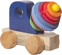 Shumee Toys Rainbow Truck (Multicolor)