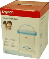 Pigeon PGN Electric Steam Sterilizer (2bottle) - 2 Slots (White)
