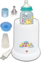 Littles Paradise CuteBaby Large (4 In1) Instant Bottle Warmer - 1 Slots (white)