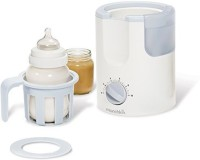 Munchkin Time Saver Bottle Warmer - 1 Slots (White)