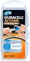 Duracell Activair DU 675 Hearing Aid Batteries (Blue)
