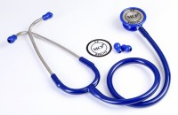 MCP Dual Head Adult Acoustic Stethoscope (Blue)