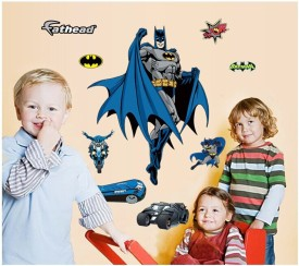 Oren Empower Batman Pvclarge Decal For Kids Room