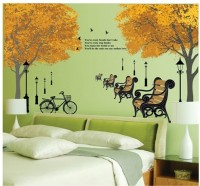 Wow Interiors Large Wall Sticker Sticker (Pack Of 1) - STIEATF6VRKZYFMX