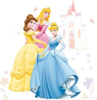 Decofun Princess Maxi Sticker - 41311 Wall Sticker