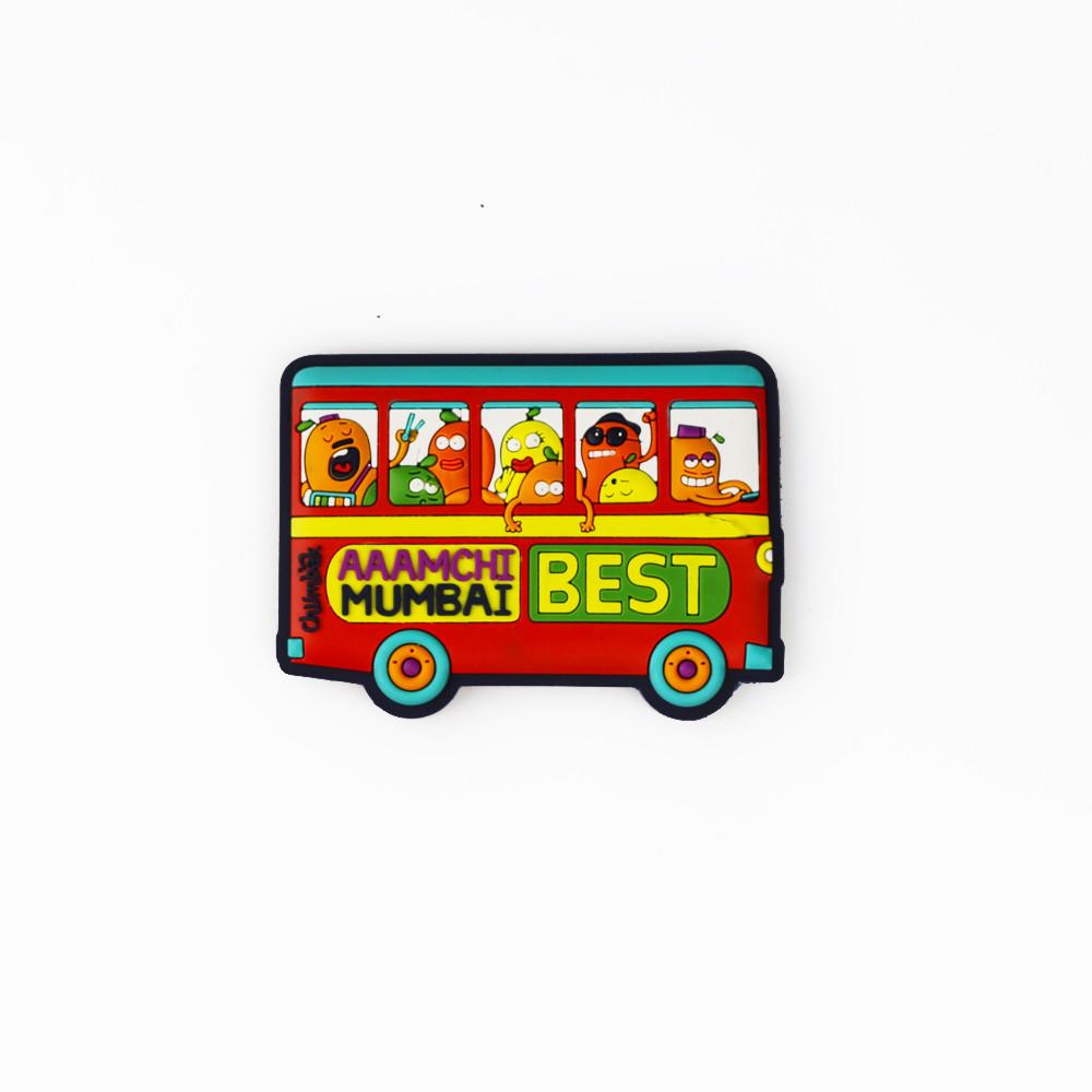 Chumbak Aamchi Mumbai Fridge Magnet Sticker Price In India