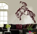 Wall Whispers Cowboy And The Horse Vinyl Sticker