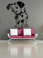 Trends On Wall Small Animal Sticker (Pack Of 1)