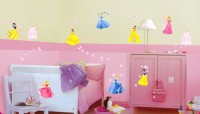 Decofun Princess 1211 Wall Sticker