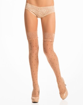 PrettySecrets Women's Sheer Stockings - STOE344ZJUBHSNEC