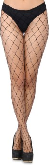 Kaamastra Women's Fishnet Stockings