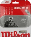 Wilson Sensation 16 1.30 Mm Tennis String - 12.2 M - Natural