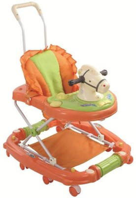 Mommas Baby Baby 3in1 Walker (Orange)