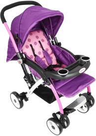 BabyOye Baby Stroller Jingles- Purple