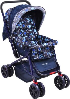 Notty Ride Baby Pram-Stroller (Deep Blue) (Blue)