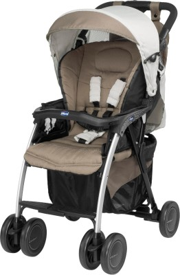 Chicco Simplicity Plus Stroller (Grey)