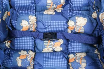 Toyhouse 2055-149 Teddy Pram (Blue)