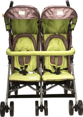 Mee Mee Baby Twin Stroller (Green)