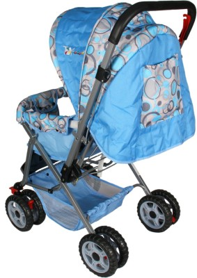 Toyhouse 2055-279 Lblue Pram (Blue)
