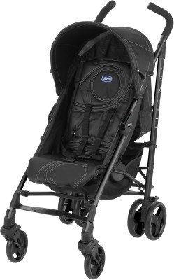 Chicco Lite Way Basic Ombra (Black)