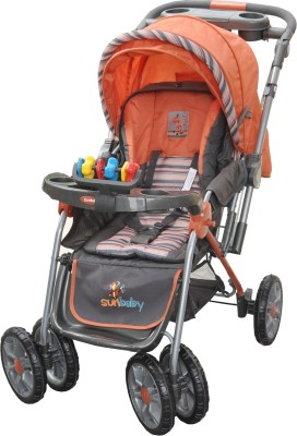 Sunbaby Stroller Sensation (Orange)