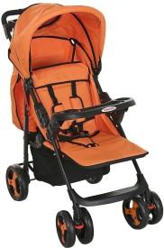 BabyOye Stroller Kite Lite- Orange