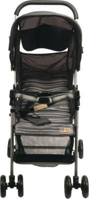 MeeMee Baby Pram (Grey)