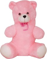 Oril Soft & Cute Teddy Bear  - 12 Inch (Pink)