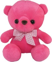 Tickles Bow Teddy  - 21 Cm (Pink)