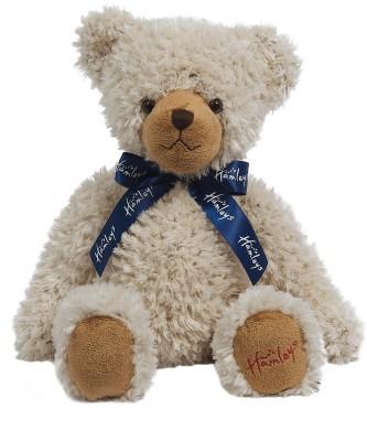 Hamleys Soft Toys Hamleys Crumbs Bear Soft Toy 10.6 inch