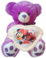 MFT Teddy Wishes Someone Special A  - 20 Inch (Multicolor)