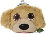 Wild Republic Soft Toys Wild Republic Clasp Purse Golden Ret 4.9 inch