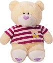 Dimpy Stuff Bear with 2 Colors T-shirt - 18.89 inch: Stuffed Toy