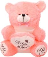 Arihant Online Pink Classic Teddy Bear  - 17 Inch (Pink)