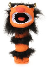 The Puppet Company Soft Toys The Puppet Company Pumpkin 9.01 inch