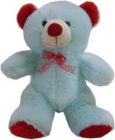 Fun&funky Teddy Bear  - 16 Inch (Blue)
