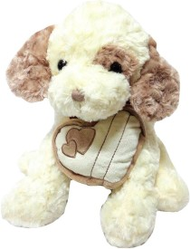 Play N Pets Dog With Heart - 32 cm